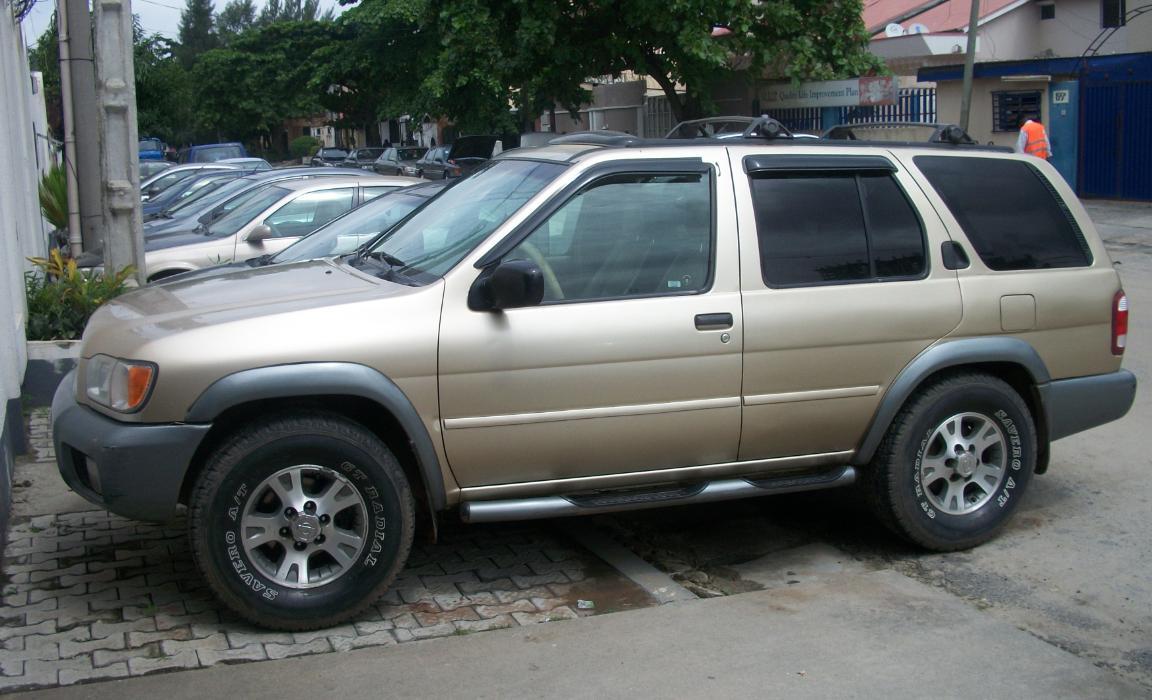 2000 nissan pathfinder - partsopen
