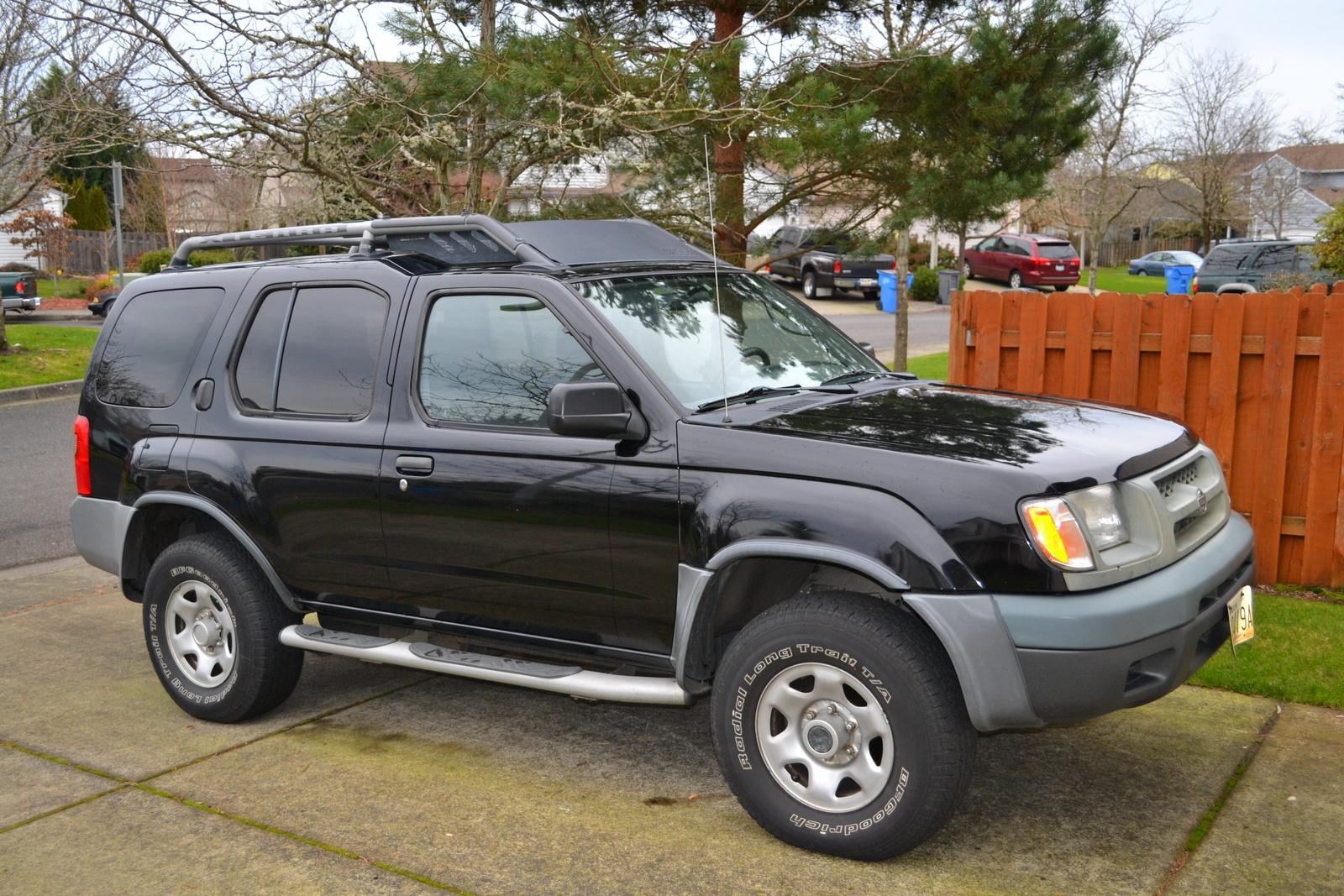 2000 Nissan Xterra Partsopen