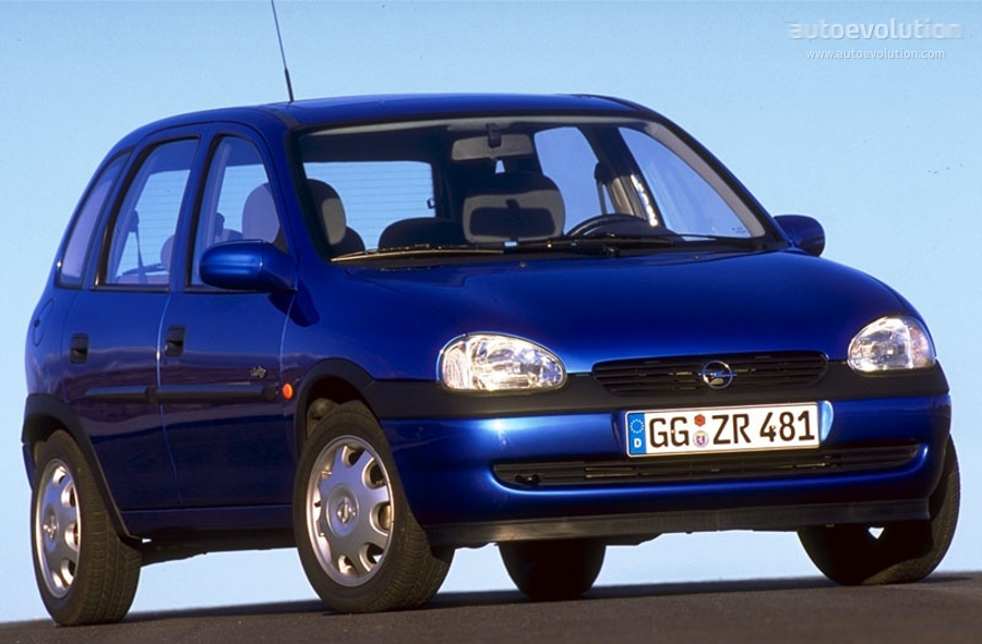 2000 Opel Corsa