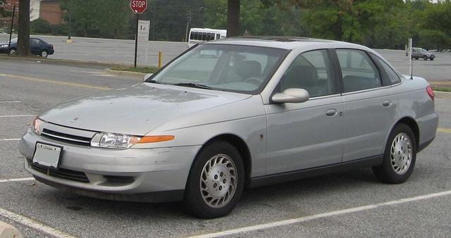2000 Saturn L-Series