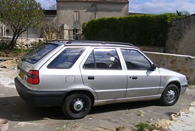 2000 Skoda Felicia