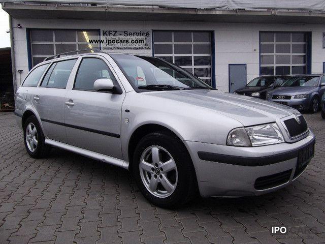 2000 Skoda Octavia
