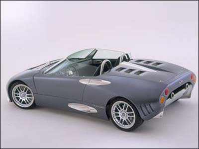 2000 Spyker C8 Spyder