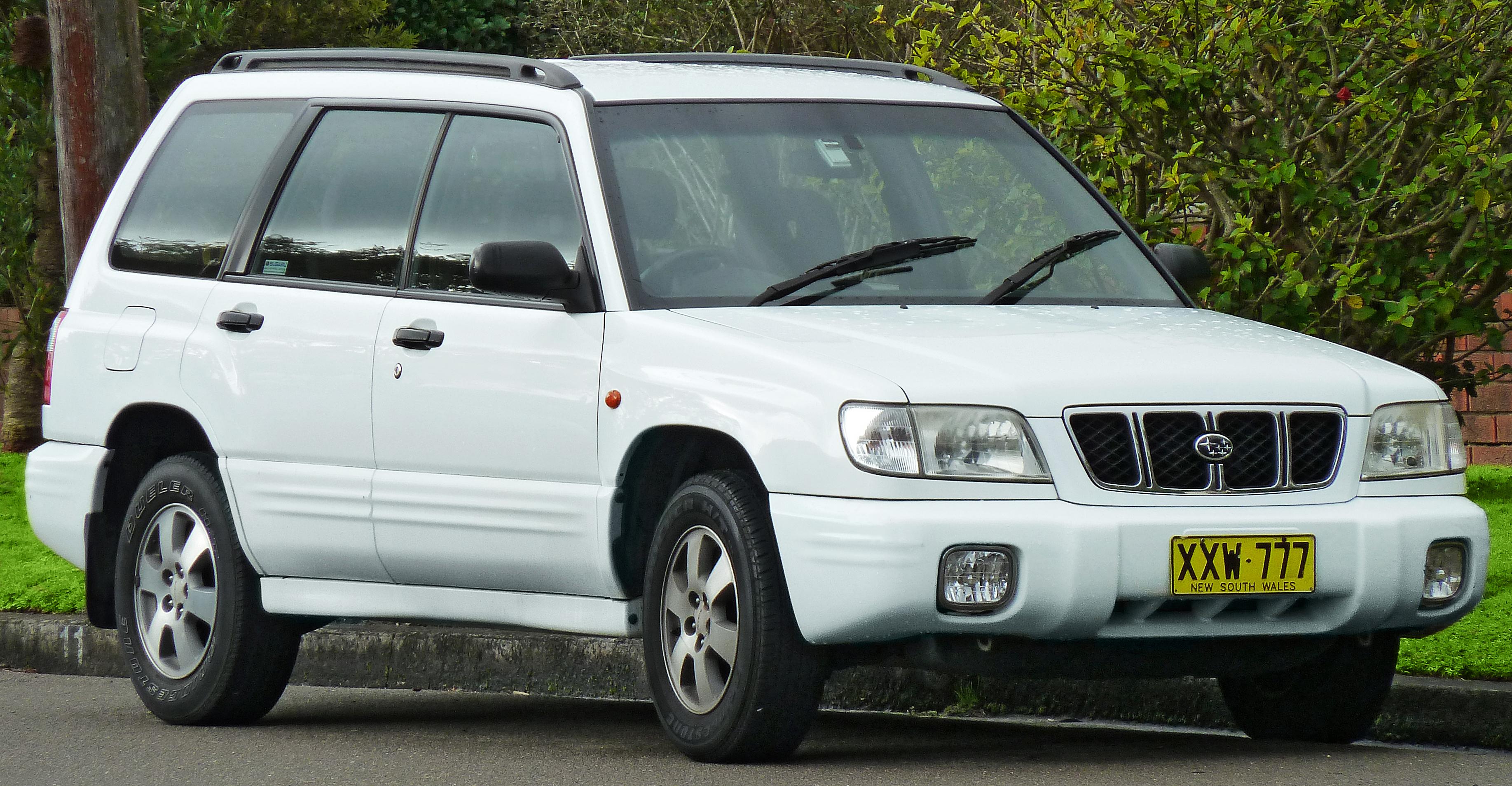 2000 Subaru Forester Partsopen Spark Plug Wires Src