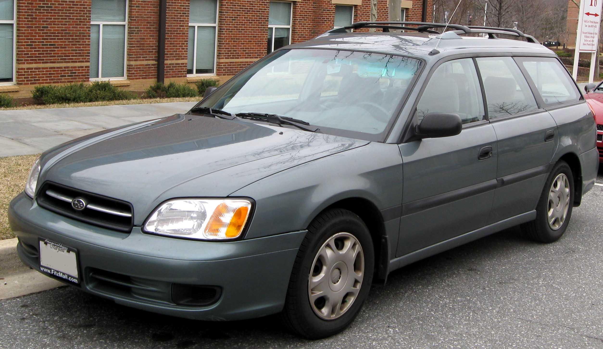 2000 Subaru Legacy (3rd gen)