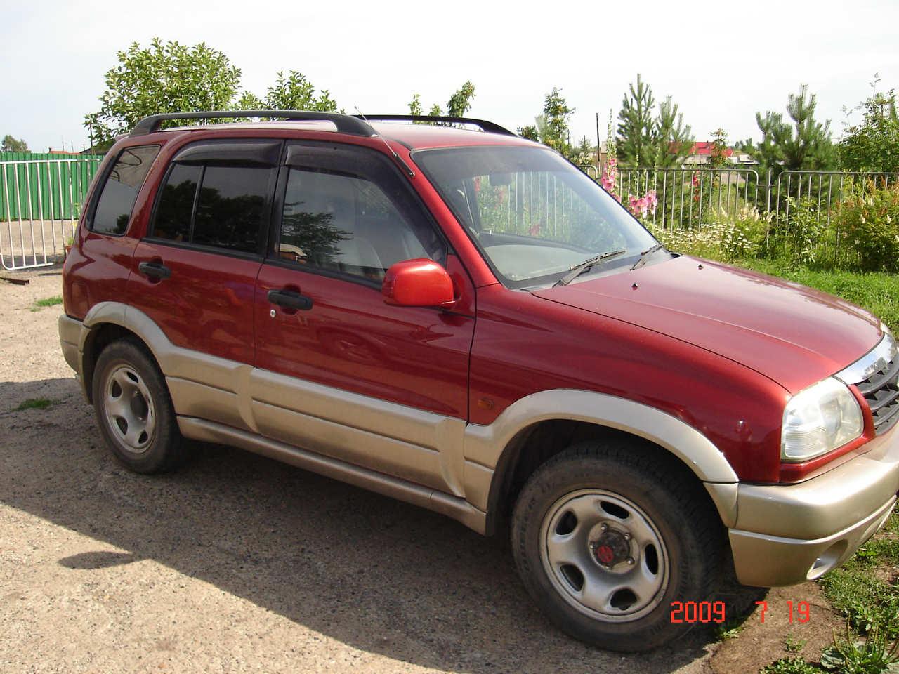2000 Suzuki-Santana Vitara