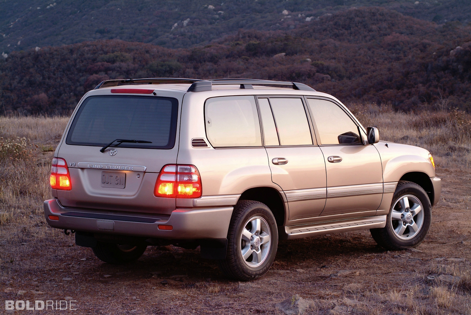 2000 Toyota Land Cruiser Partsopen