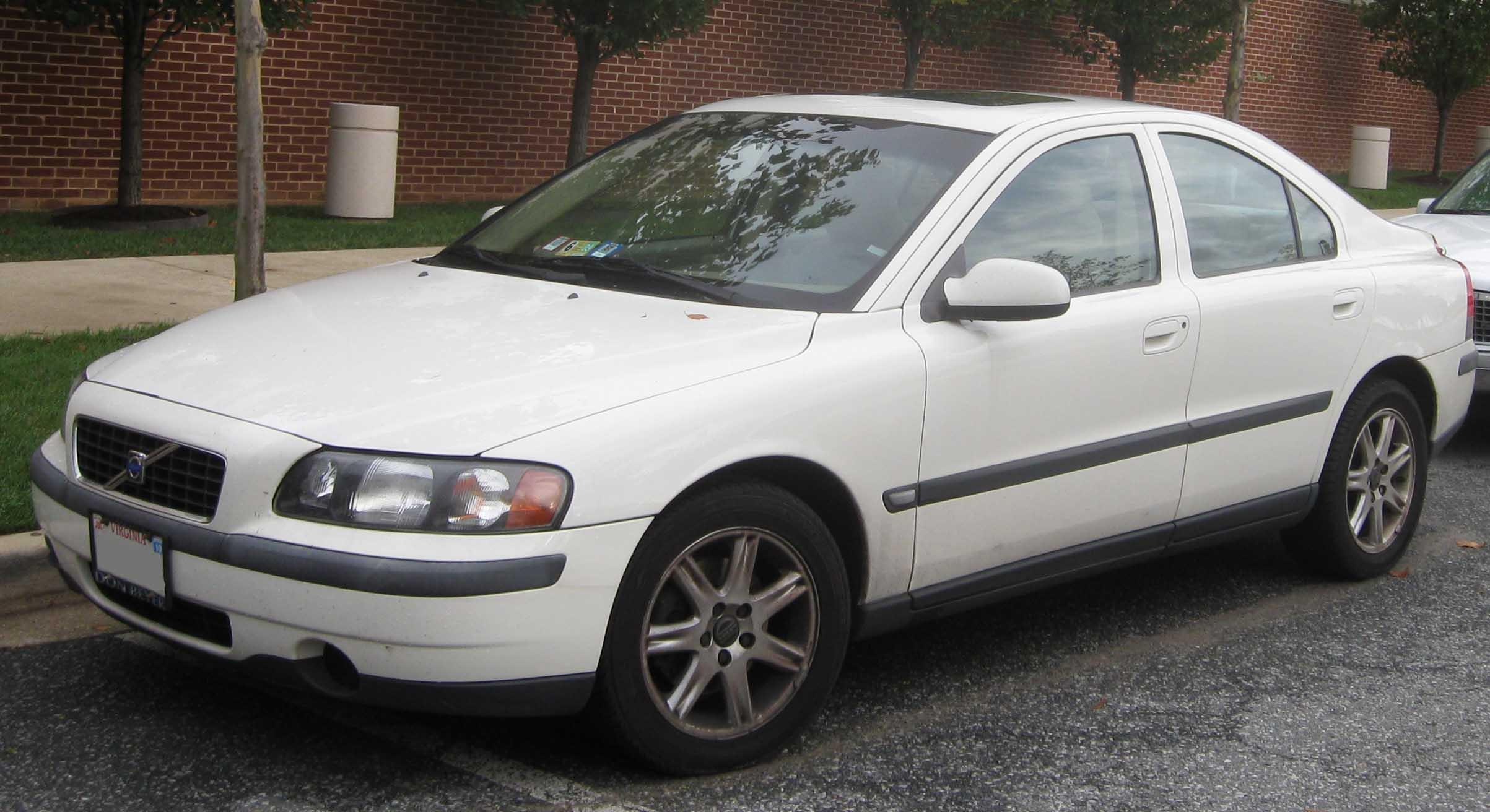 2000 Volvo S60
