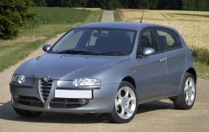 2001 Alfa Romeo 147