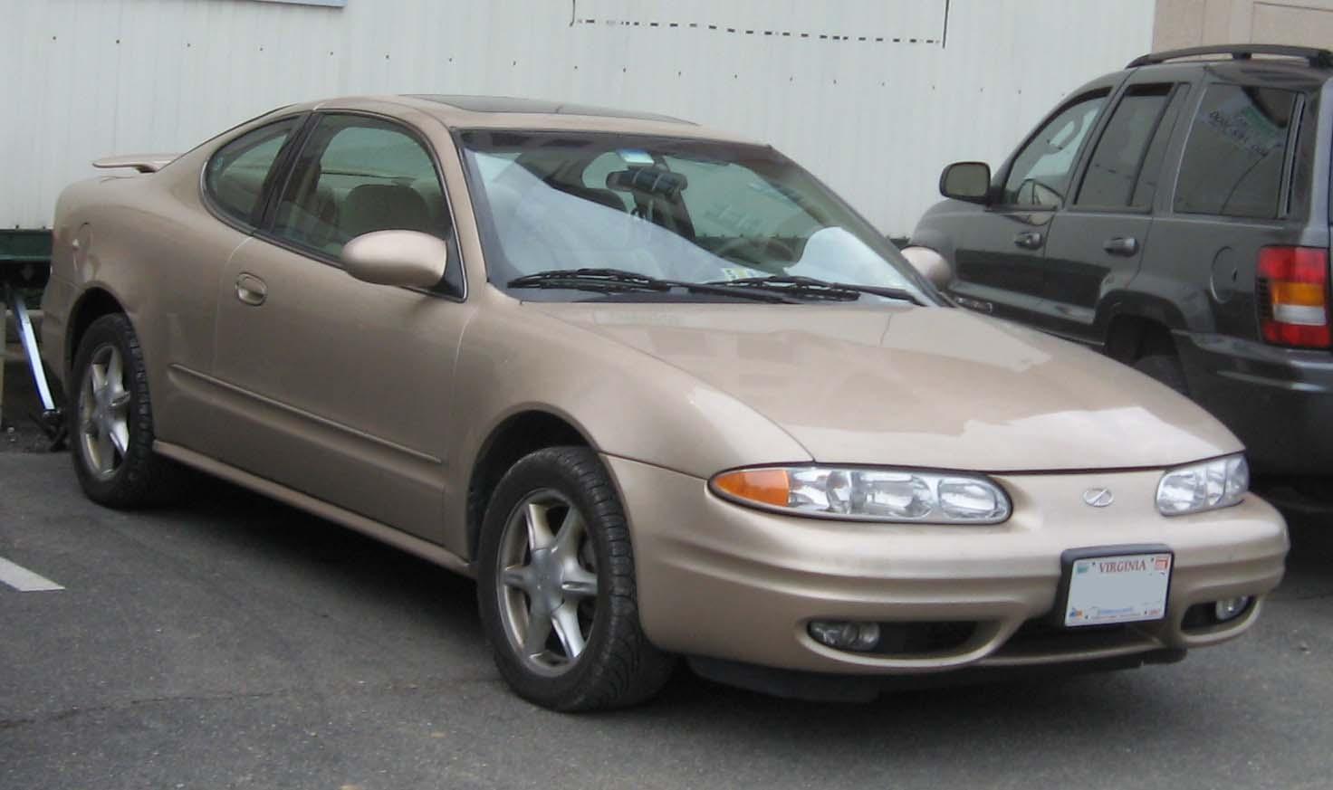 2001 Chevrolet Alero