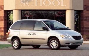 2001 Chrysler Voyager