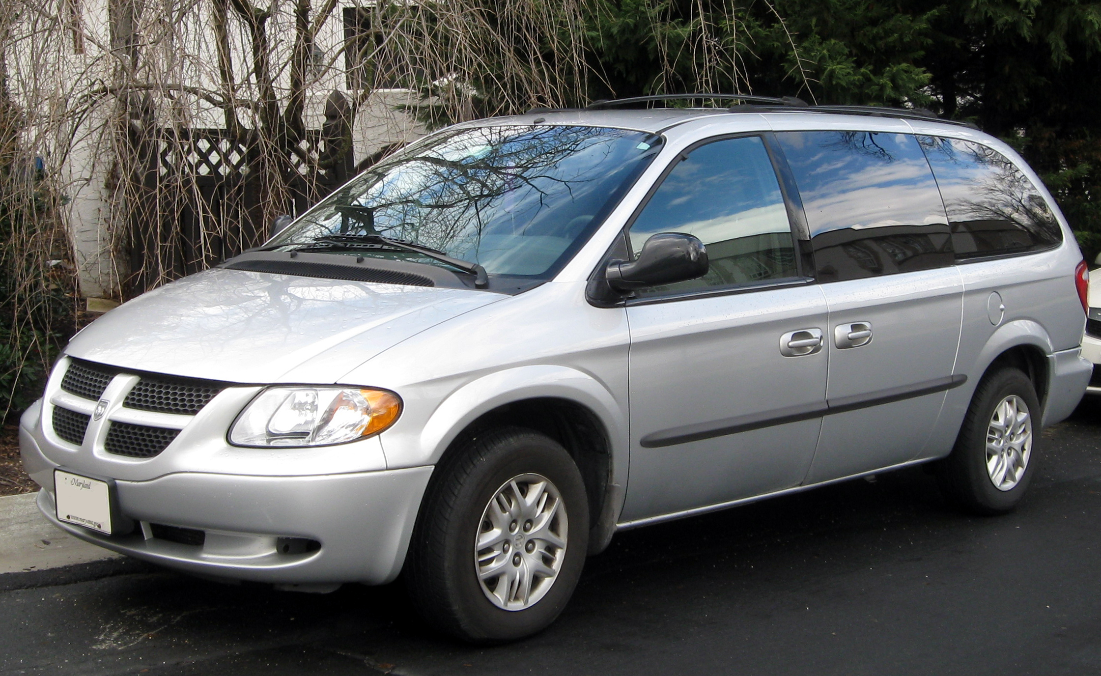 2001 Dodge Caravan