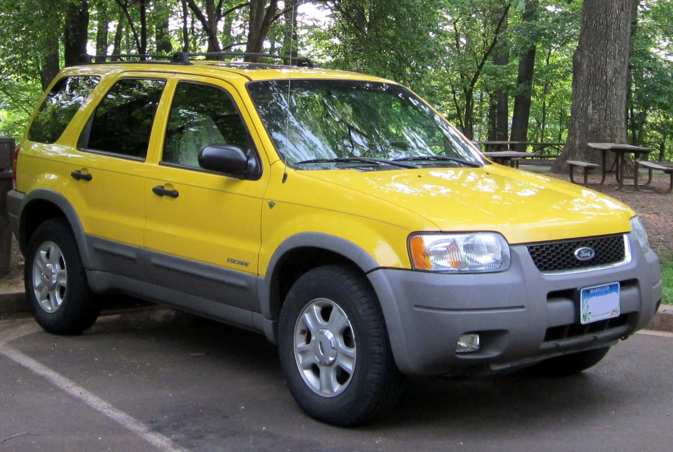 2001 Ford Escape - Partsopen
