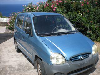 2001 Hyundai Atos