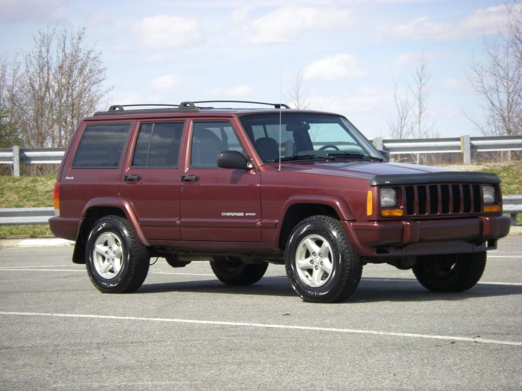 Open Jeep Images Download >> 2001 Jeep Cherokee - Partsopen