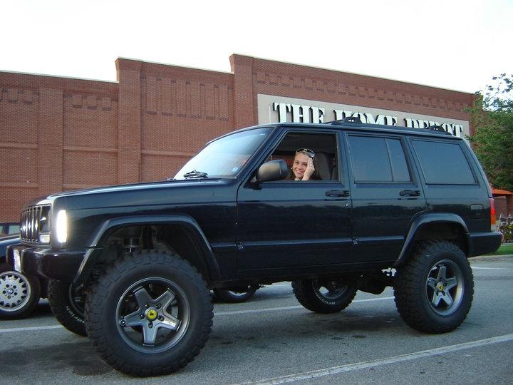 2001 Jeep Cherokee Partsopen