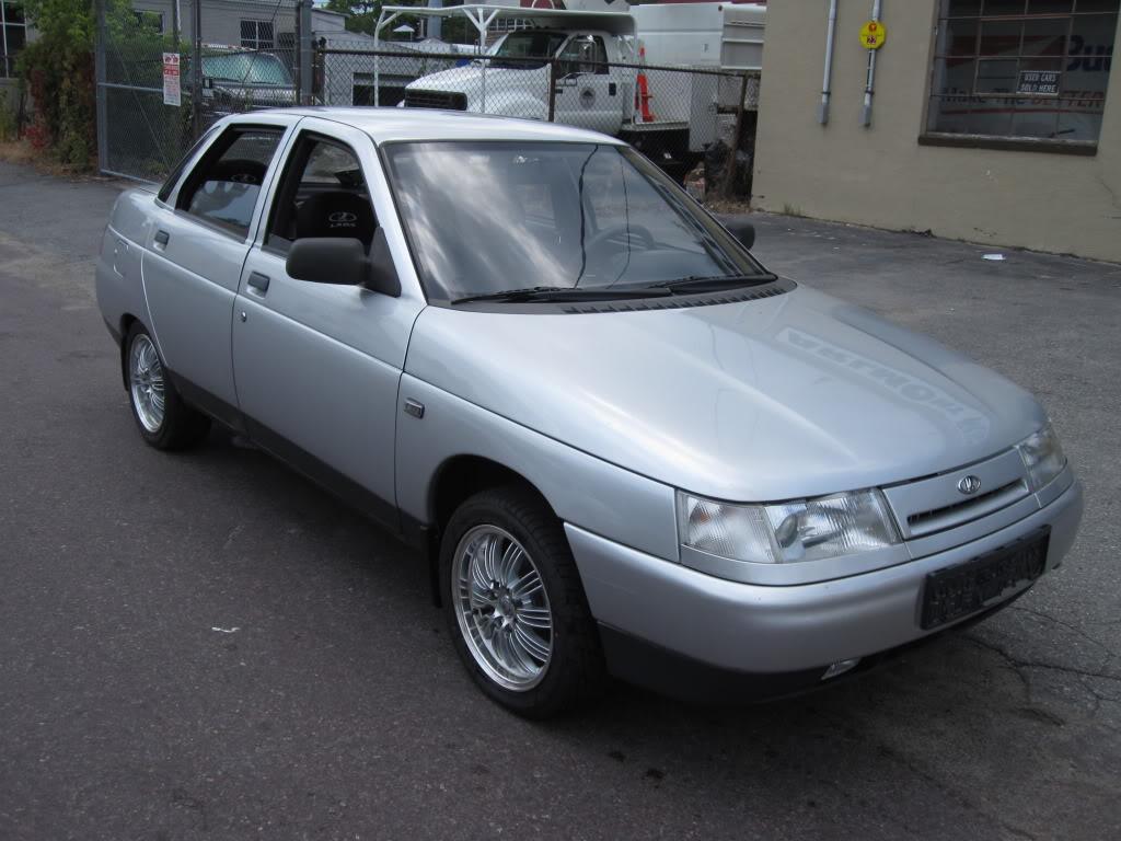 2001 Lada 110