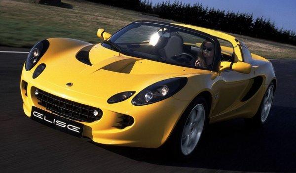 2001 Lotus Elise