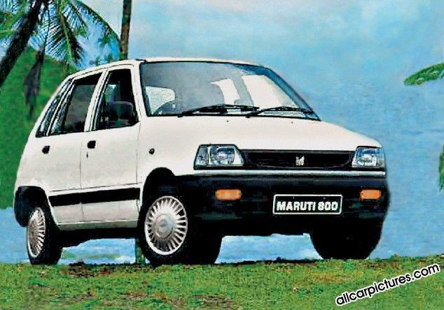 2001 Maruti 800
