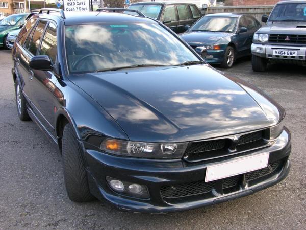 Mitsubishi Galant Th Gen on Japan Mitsubishi Galant 2001