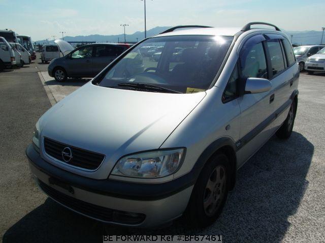 2001 Opel Zafira