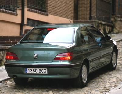 2001 Peugeot 406