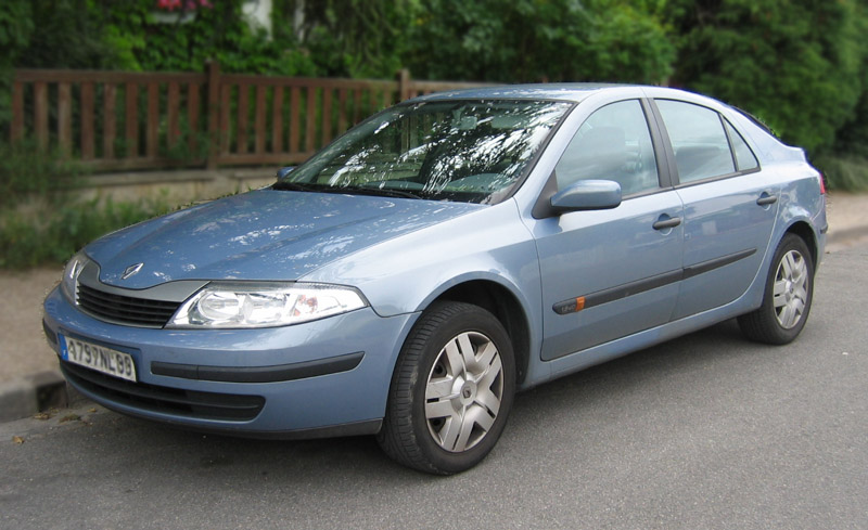 Renault Laguna - Partsopen
