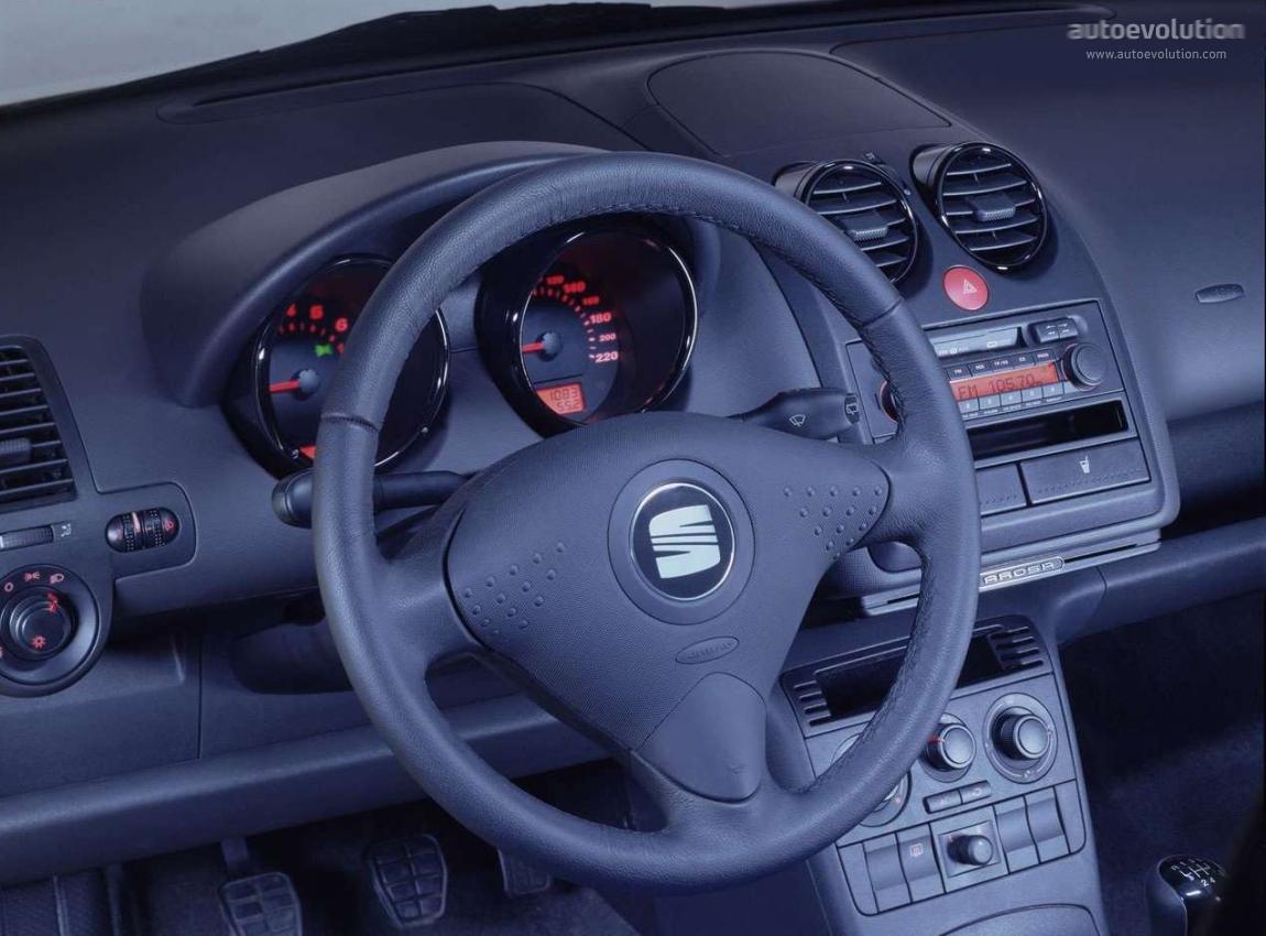 2001 Seat Arosa