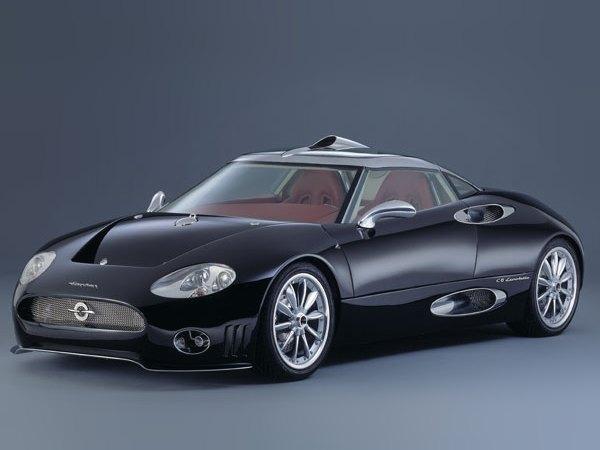 2001 Spyker C8 Laviolette