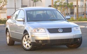 2001 Volkswagen Passat