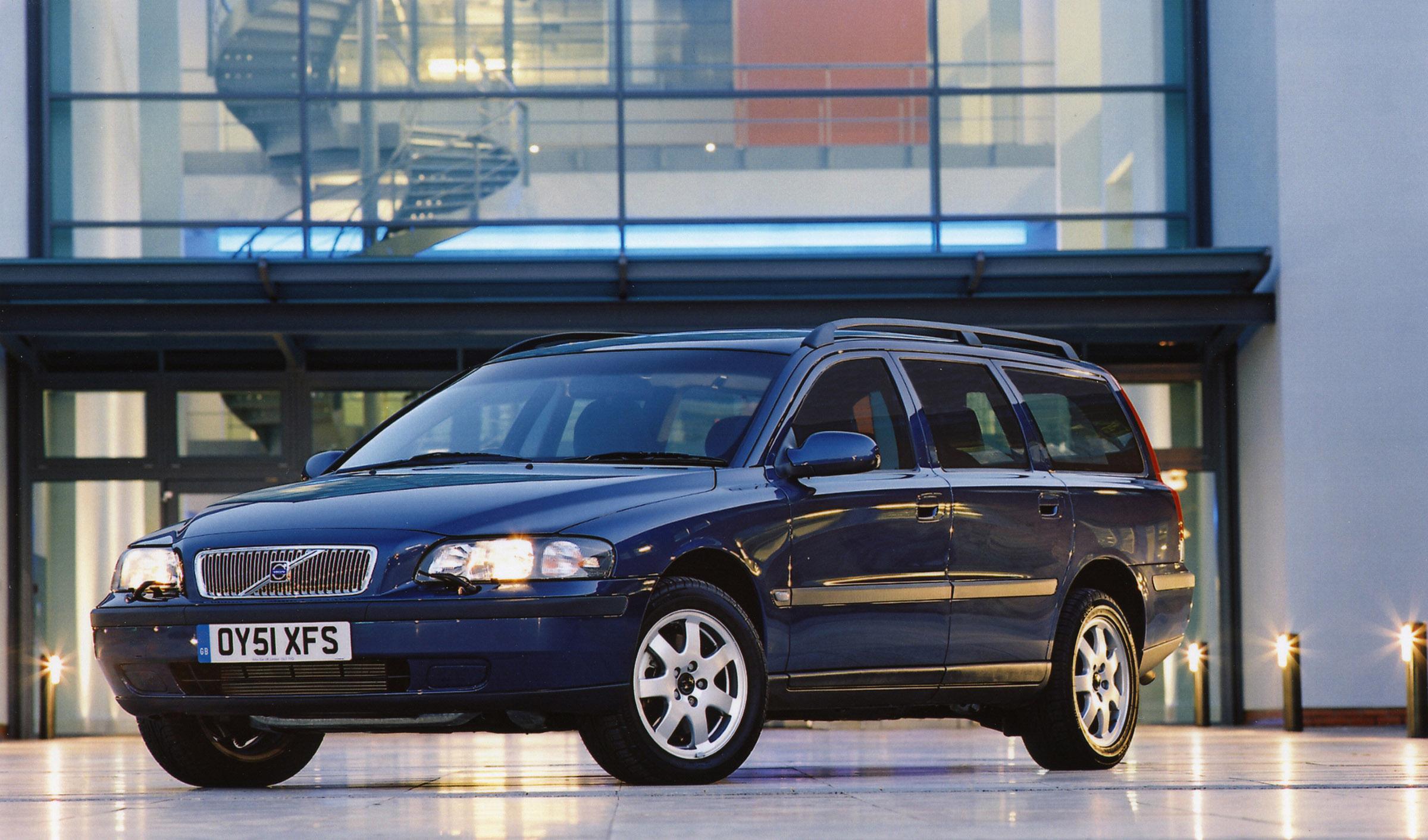 Volvo V on 2001 Volvo V70 Parts