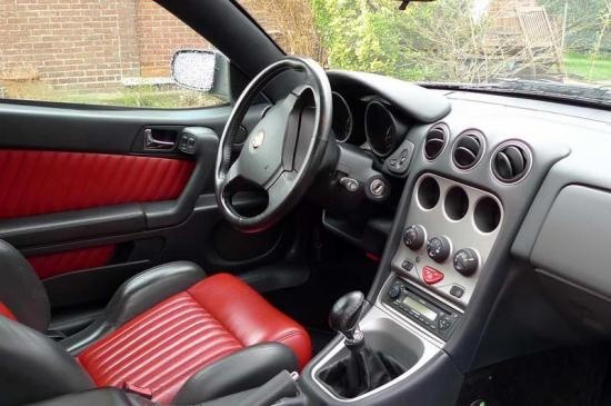 2002 Alfa Romeo GTV