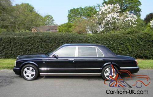 2002 Bentley Arnage-based