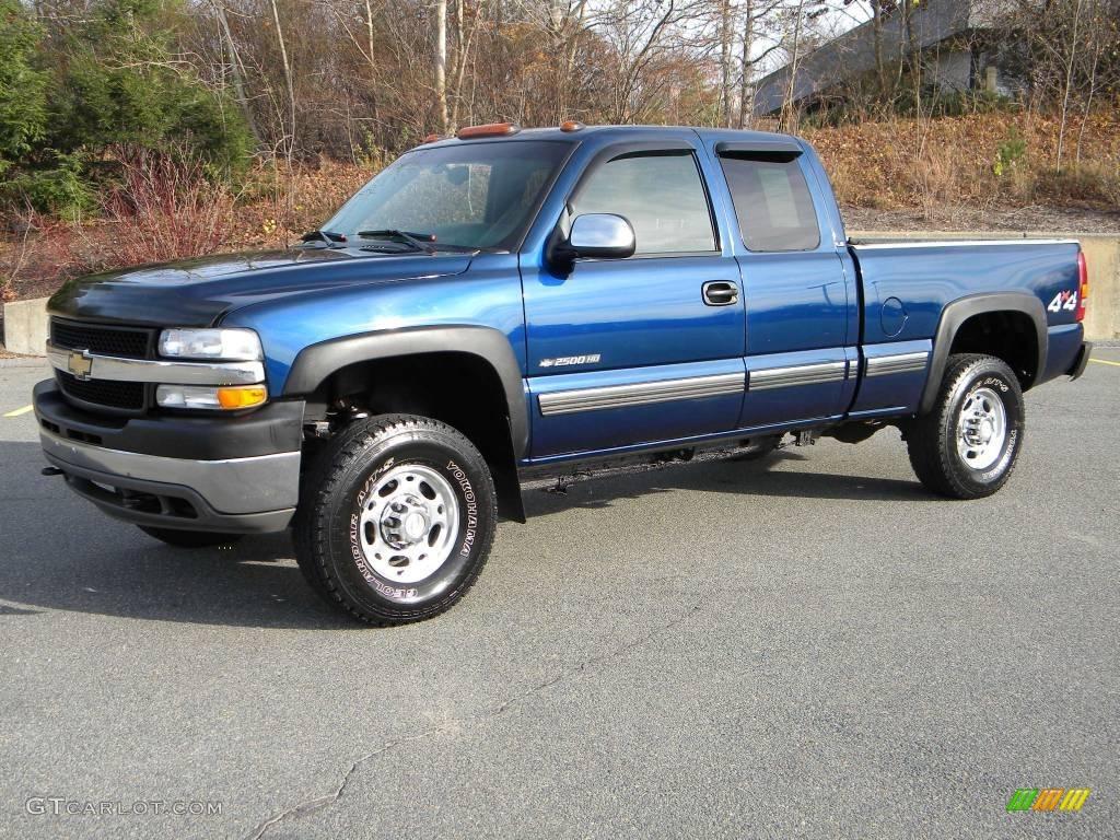 2002 Chevrolet Silverado 2500