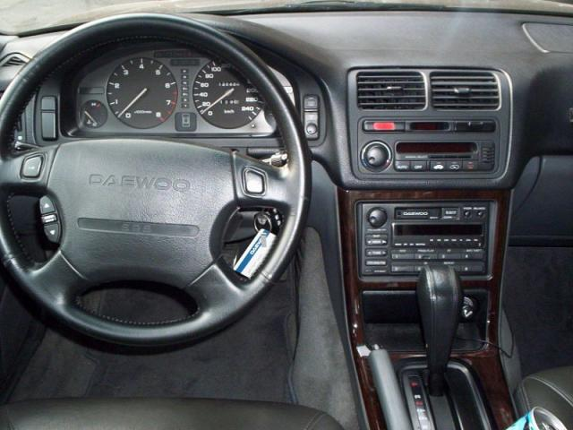 2002 Daewoo Arcadia