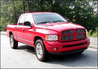 2002 Dodge Ram