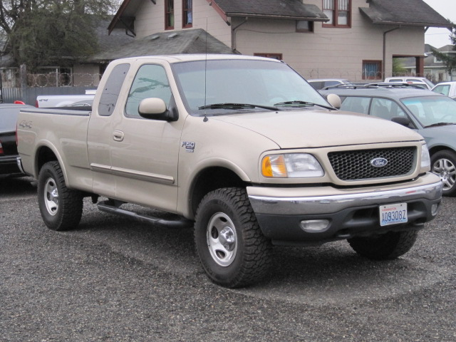 Ford F Partsopen - 2002 f150