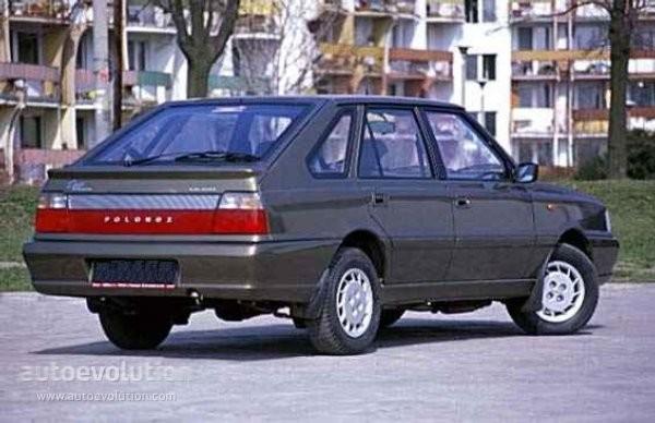 2002 FSO Polonez Caro