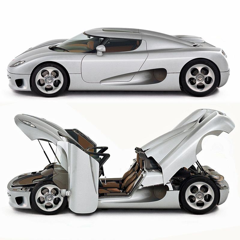 2002 Koenigsegg CC