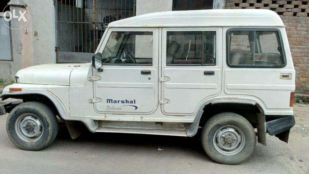 2002 Mahindra Marshal Partsopen