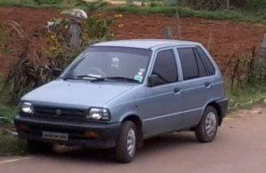 2002 Maruti 800