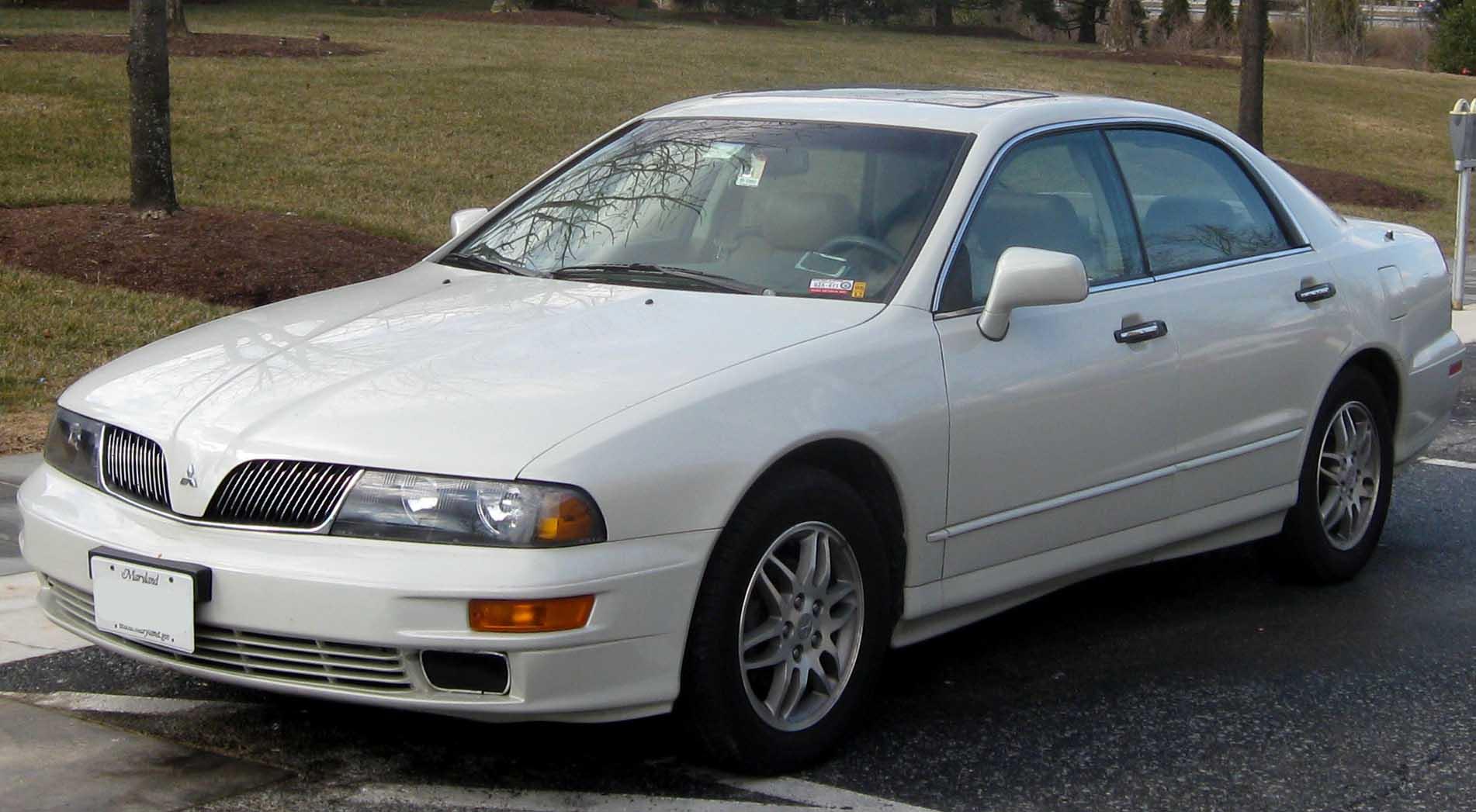 2002 Mitsubishi Diamante Partsopen