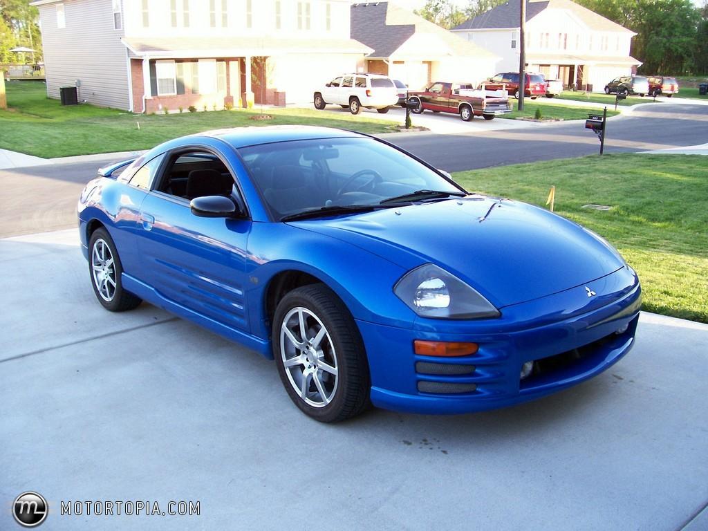 2002 Mitsubishi Eclipse - Partsopen