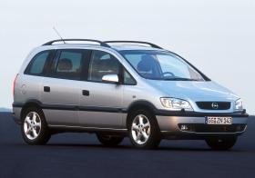 2002 Opel Zafira