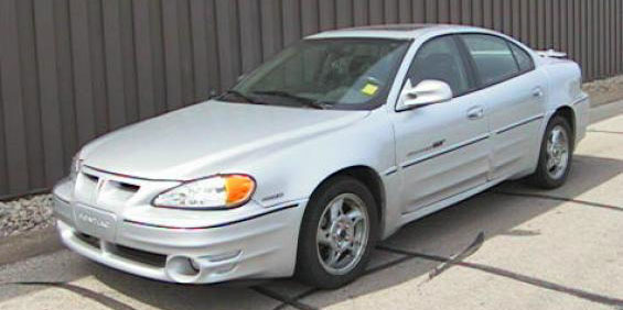 2002 Pontiac Grand Am