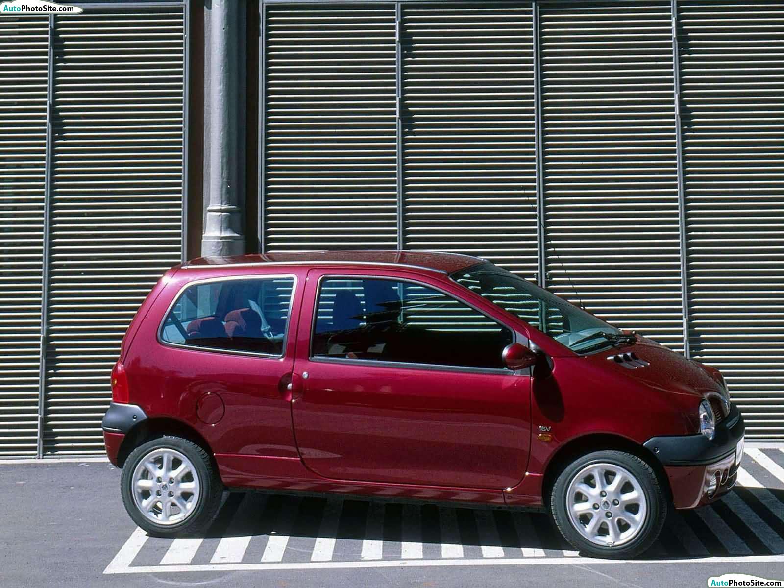 2002 Renault Twingo