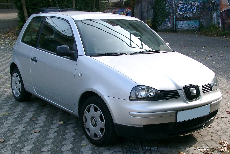 2002 Seat Arosa