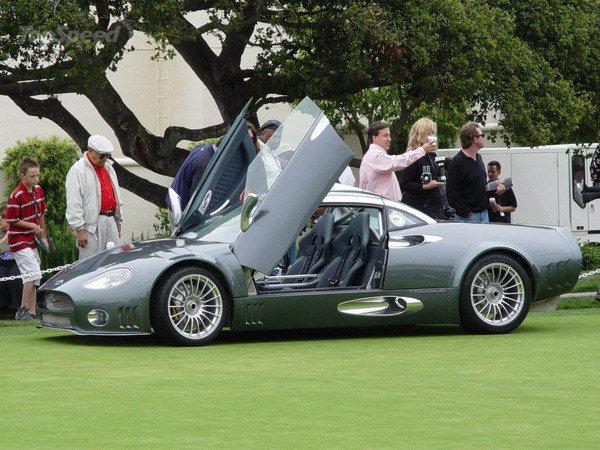 2002 Spyker C8 Double 12 S