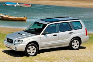 2002 Subaru Forester (2nd gen)