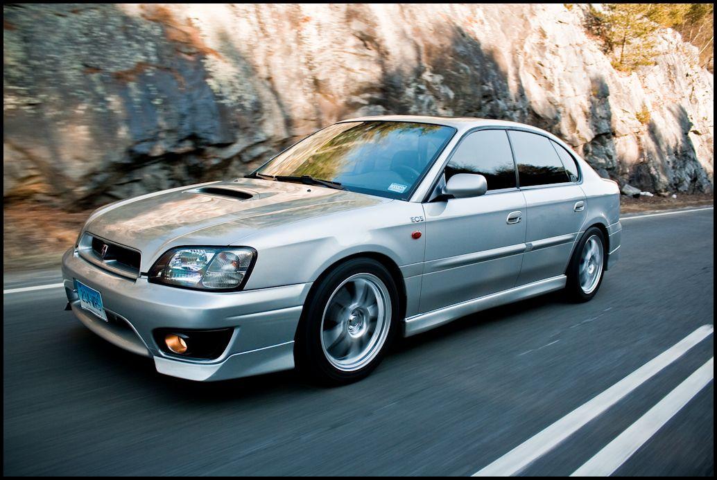 2002 Subaru Legacy 3rd Gen Partsopen